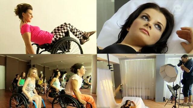 Miss Polski na wózku. Zobacz sesję zdjęciową i przygotowania finalistek