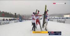 Triumf Norweżek w sztafecie 4x5 km w PŚ w Lillehammer