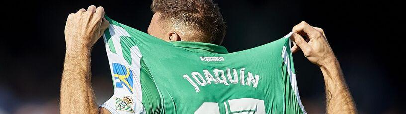 Ma 38 lat i wciążczaruje. Joaquin pobił rekord legendy Realu