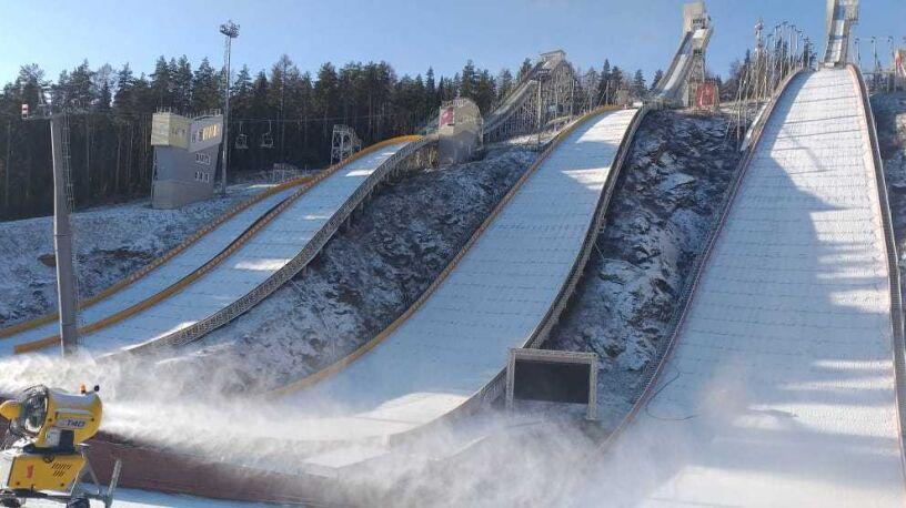 Po Finlandii czas na Rosję. Nieszczęśliwa skocznia do odczarowania