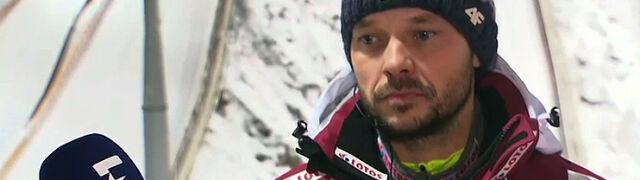 Trener Dolezal podał przyczyny klapy Żyły