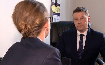 Schab: oczekiwałbym od kogoś, kto podejmuje publiczną krytykę mojej pracy, aby zapoznał się z polską konstytucją