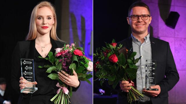 MediaTory 2019 rozdane. Wśród nagrodzonych  Magda Łucyan i Robert Socha