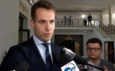 Kanthak: Markiewicz wielokrotnie swoim działaniem pokazywał swoje polityczne zaangażowanie
