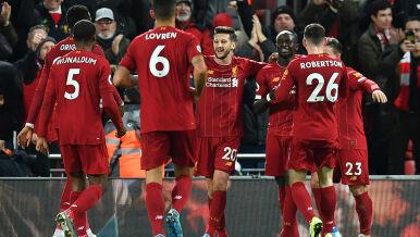 Liverpool górą w szalonych derbach