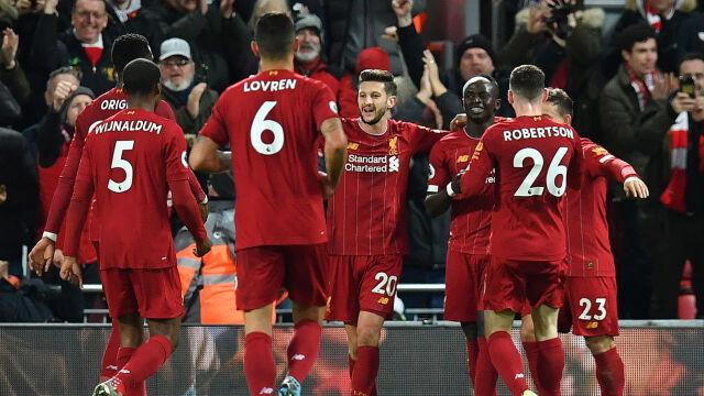Sześć goli już w pierwszej połowie. Liverpool górą w szalonych derbach
