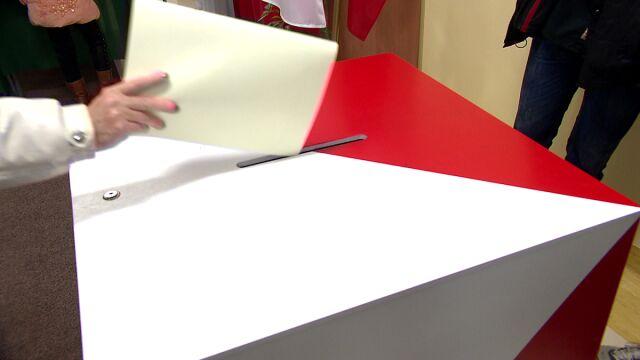 Wybory odbędąsię w niedzielę 13 października