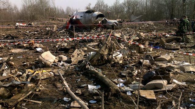 Rosyjskie MSZ w sprawie Smoleńska: zmyślone i niewłaściwe zarzuty pod adresem specjalistów