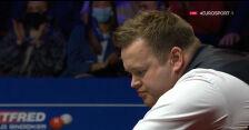 Fluke Murphy'ego w 8. frejmie finału mistrzostw świata w snookerze