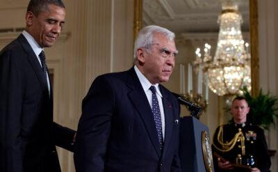Obama: Polski obóz śmierci