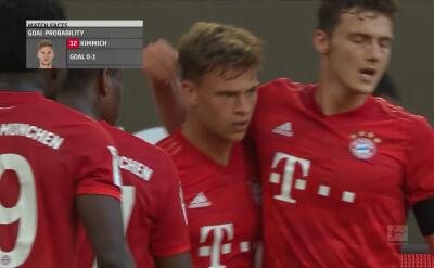 Skrót meczu Borussia Dortmund - Bayern w 28. kolejce Bundesligi