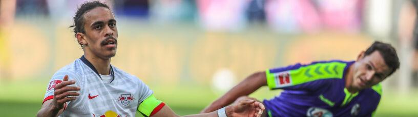 RB Lipsk traci kluczowego piłkarza. Trwa walka z czasem