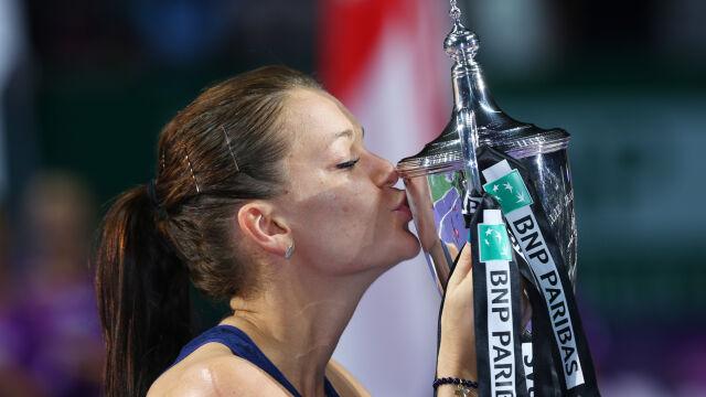 Radwańska rzuciła tenis po cichu. Kariera na medal, ale nie olimpijski