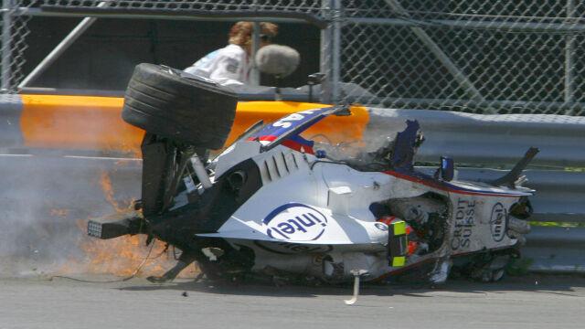 """""""Gdyby ten wypadek wydarzył się 10 lat wcześniej, Kubica by nie przeżył"""""""