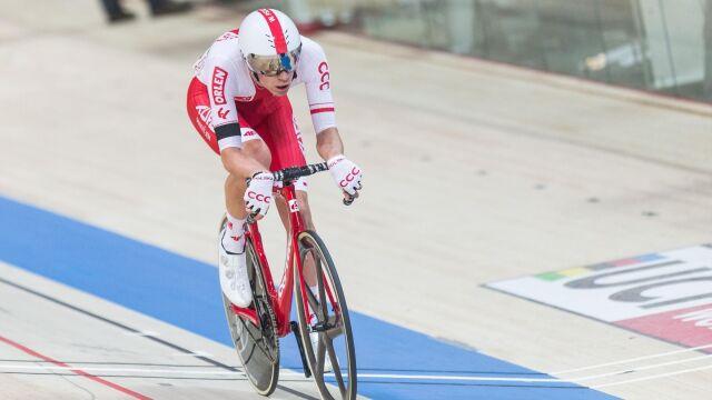 """Wojciech Pszczolarski w """"Kwadransie"""" Eurosportu. """"Pokochałem kolarstwo na nowo"""""""