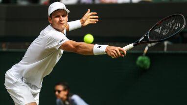 Hurkacz poznał rywala w drugiej rundzie Wimbledonu