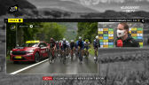 Zeeman o wycofaniu się Roglicia po 8. etapie Tour de France