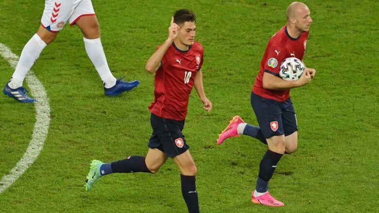 Dał nadzieję Czechom i dogonił Ronaldo