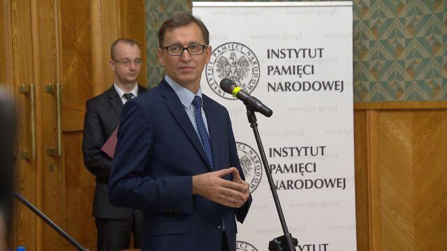 Prezes IPN: nowelizacja wynikała z bierności państwa polskiego
