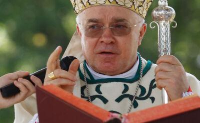 Polski nuncjusz na Dominikanie odwołany. Oskarżenia o pedofilię