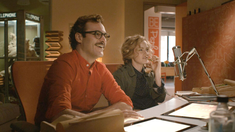 Joaquin Phoenix i Amy Adams