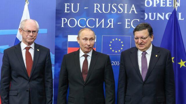 """UE będzie """"konsultować"""" z Rosją umowy  w ramach Partnerstwa Wschodniego"""