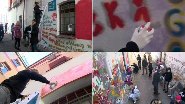 """Wielki mural na urodziny Brandta. """"Ma zmienić wygląd zaniedbanego Wrocławia"""""""