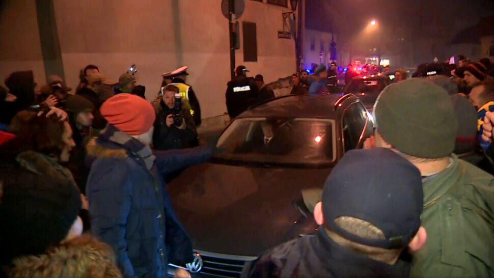 Blokowali wjazd na Wawel, zostali uniewinnieni