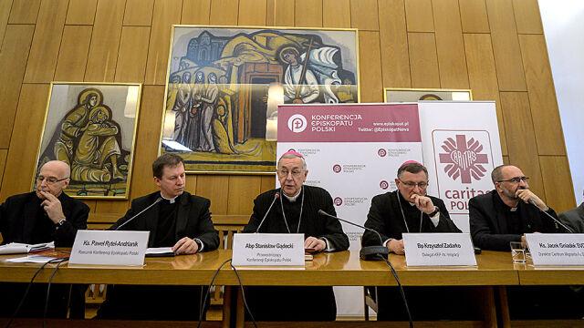 Arcybiskup Gądecki: bezpieczeństwo  narodowe mniej ważne niżpomoc uchodźcom