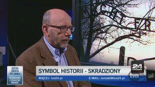 O kradzieży socjolog Paweł Śpiewak