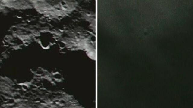 """NASA """"zbombardowała"""" Księżyc"""