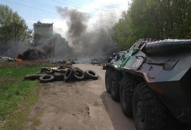 Rosja twierdzi, że Ukraińcy ostrzelali jej terytorium