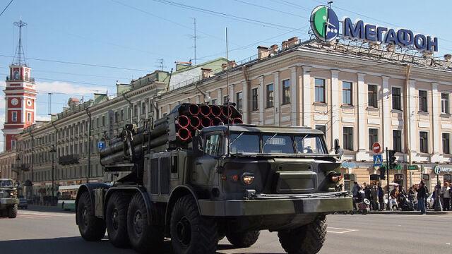 15 tys. żołnierzy przy granicy. Pentagon: do separatystów jadą rosyjskie zestawy rakietowe
