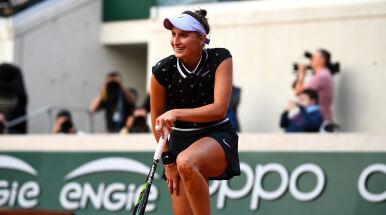 19-latka z Czech w półfinale French Open