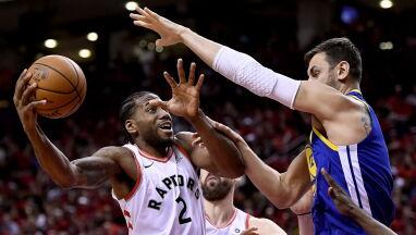 Koszykarze Toronto Raptors powoli mogą się już czuć mistrzami NBA