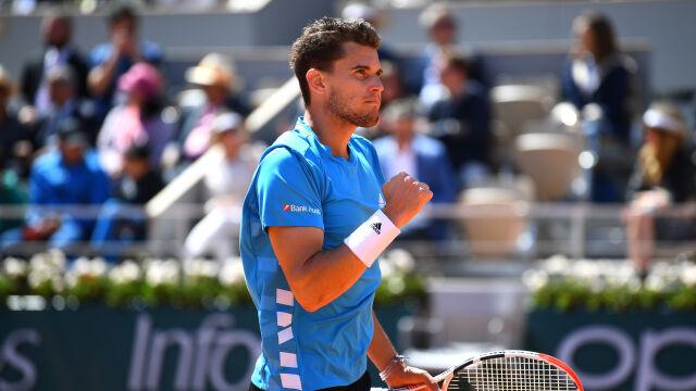 Thiem znów to zrobił. Austriak w finale Rolanda Garrosa po niezwykle zaciętym meczu z Djokoviciem
