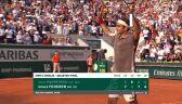 Federer w półfinale Roland Garros