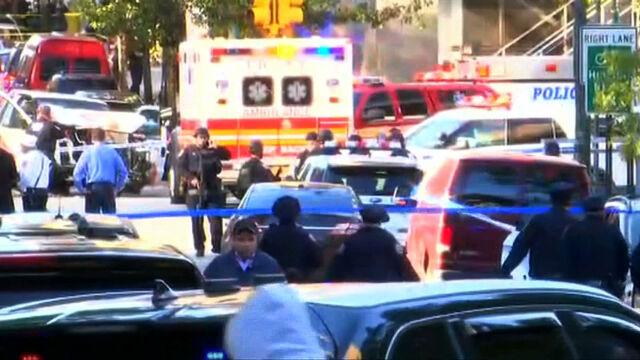 Atak na Manhattanie