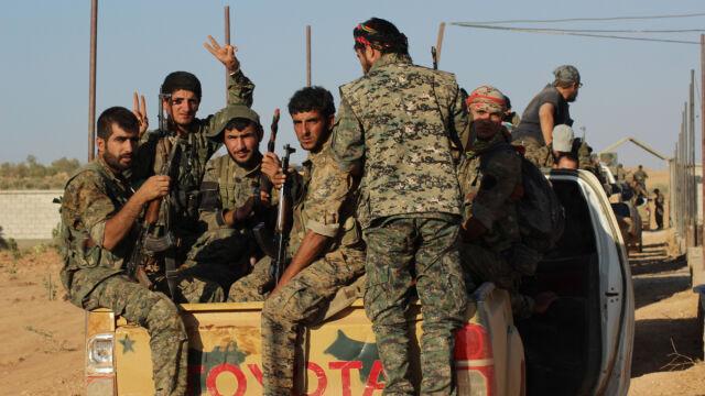USA tworzą oddziały graniczne  w Syrii. Turcja protestuje