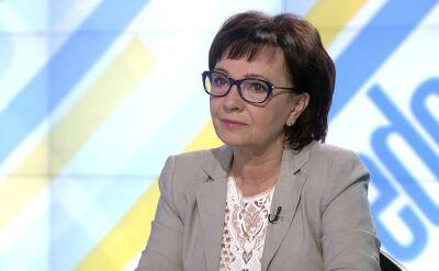 Witek: Hanna Gronkiewicz-Waltz powinna wiedzieć, co powinna zrobić