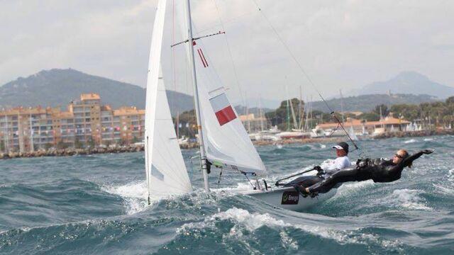 POL11 na 7. pozycji w Pucharze Świata w Hyeres.