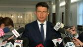 Petru: rozmowy z PO o konstruktywnym wotum nieufności jeszcze się nie rozpoczęły