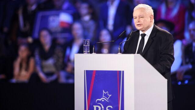 Kaczyński: chcemy pozostać krajem wolności, nawet jeśli będziemy wyspą