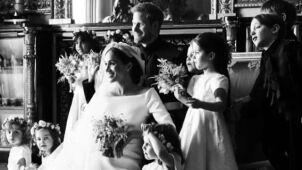 Książę i księżna Sussex świętują pierwszą rocznicę ślubu. Pokazali nowe zdjęcia