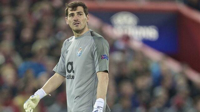 """Porto chce zatrzymać Casillasa. """"Zawsze będzie miał miejsce w klubie"""""""