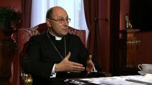 Prymas Polski arcybiskup Wojciech Polak w