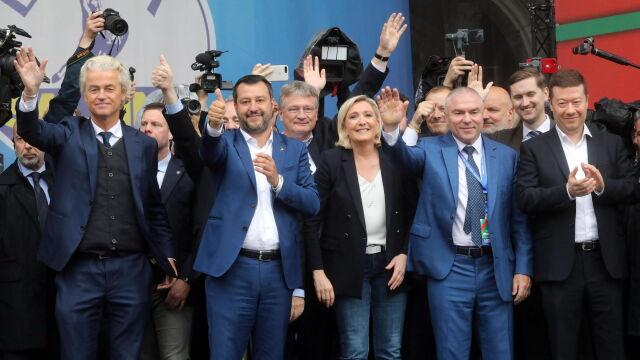 """Radykałowie i nacjonaliści z całej Europy w Mediolanie. Chcą ją """"wyzwoli ="""""""