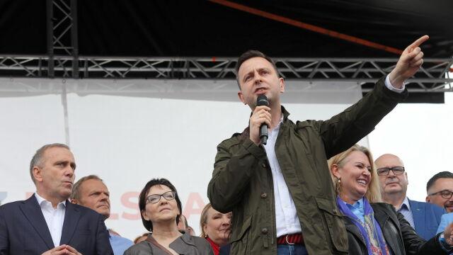 Kosiniak-Kamysz: musimy wygrać wybory europejskie, żeby przywrócić normalność