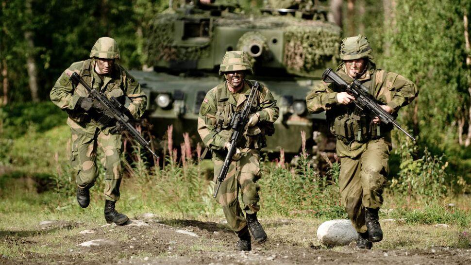 Norweski minister: zwiększymy wydatki na armię