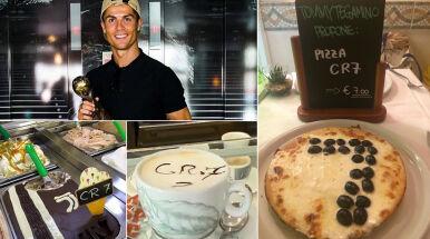 Turyn już zarabia na Ronaldo. Hitem lody CR7